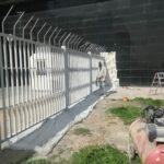 Repainting Steel Doors And Quarries